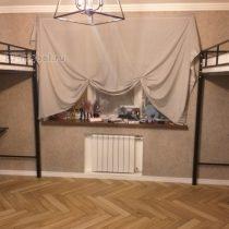 двухъярусная металлическая кровать чердак Градо