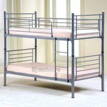 Двухъярусная металлическая кровать Сахара