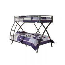 Двухъярусная металлическая кровать Двухъярусная кровать Виньола