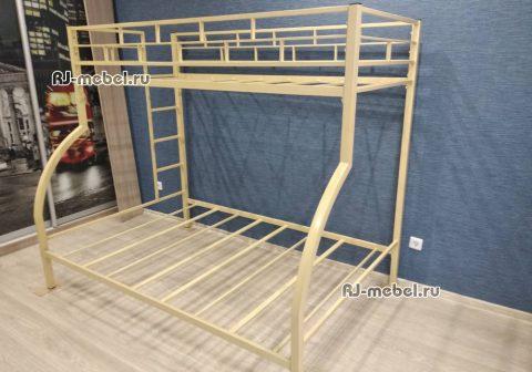 Двухъярусная кровать Аврора