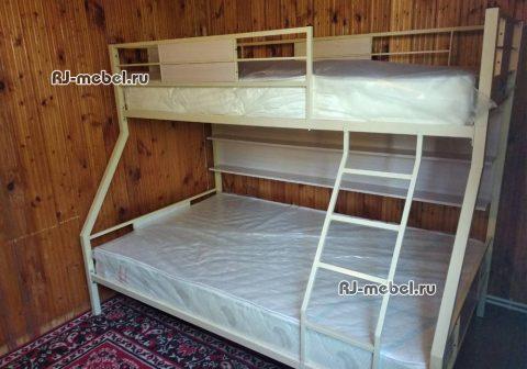 ЗЕВС 3 - металлическая кровать