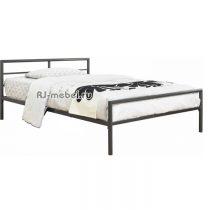 двуспальная металлическая кровать Аспин 1