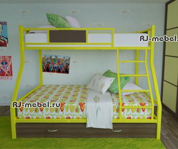 двухъярусные кровати для хостела в России