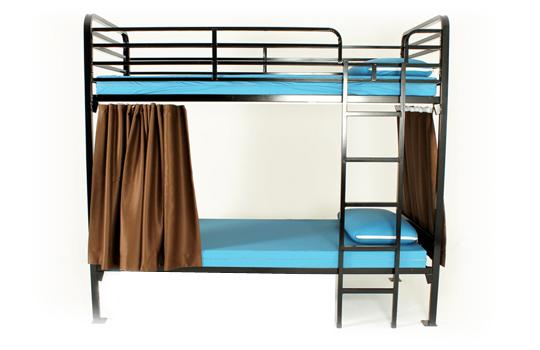 кровати для хостелов со шторкой
