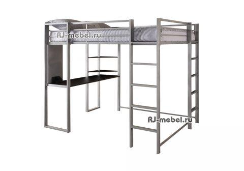 металлическая кровать чердак Студент