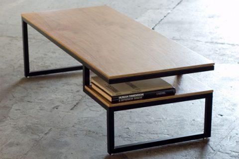Дизайнерский журнальный столик Зетта